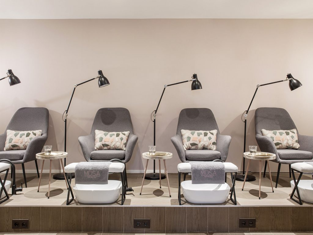 salon de manicura y pedicura Barcelona